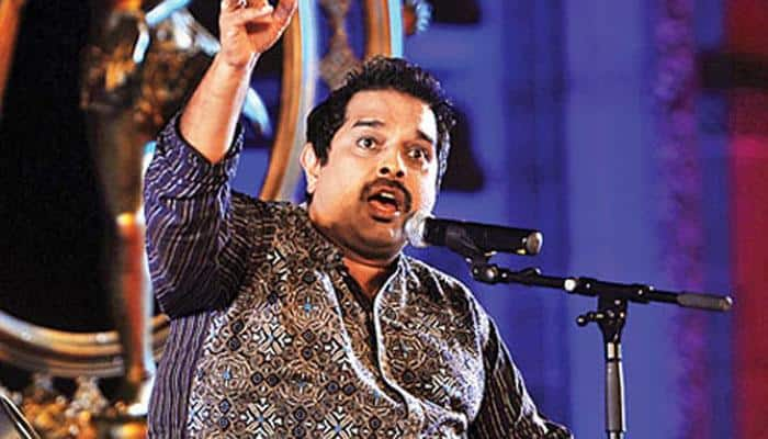 Who are critics? Asks Shankar Mahadevan