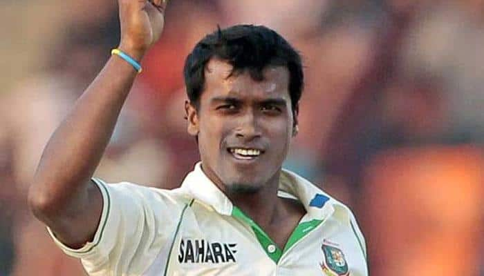 Want to keep Rubel Hossain fit for ODIs, Bangladesh coach defends decision