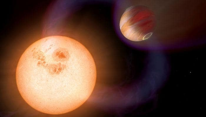 This teen discovered a planet of the size of Jupiter