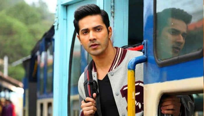 Watch: Hot Varun Dhawan sweating it out
