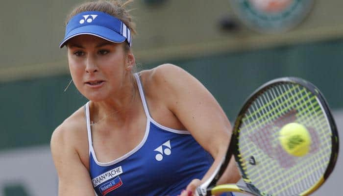 Belinda Bencic, Camila Giorgi meet for Dutch title