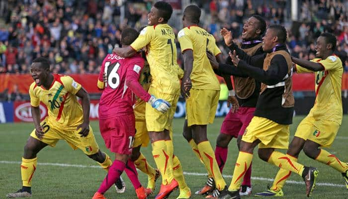 Mali knocks out Germany in FIFA U-20 Football World Cup