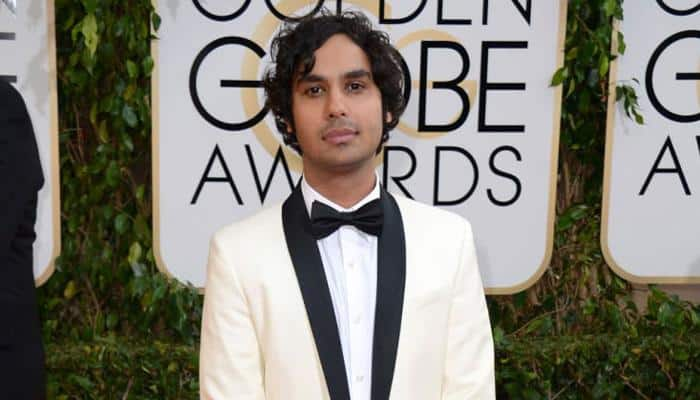 Indians taking acting more seriously: Kunal Nayyar