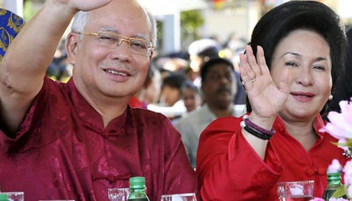 Malaysian PM, wife sue MP for Facebook post