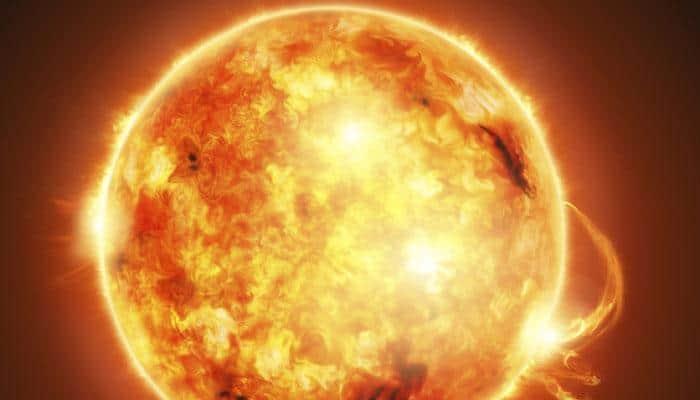 New model may explain massive heat in Sun's corona