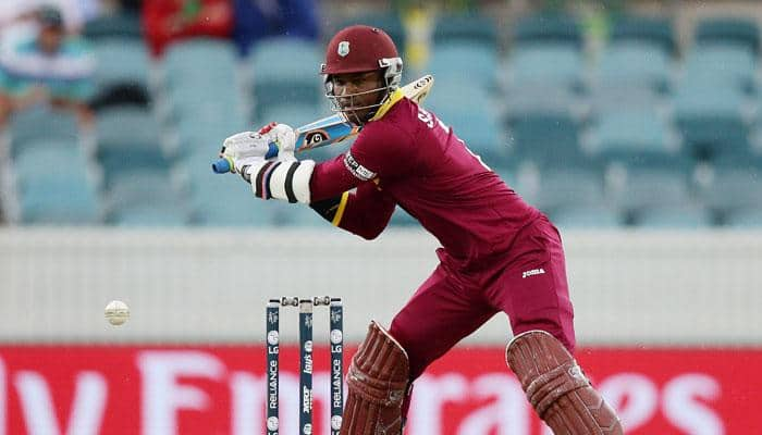 Marlon Samuels launches charity to support Jamaica's blind