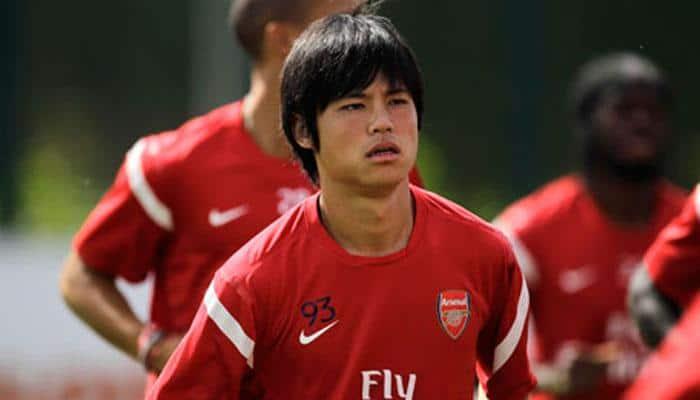 Arsenal confirm Ryo Miyaichi exit