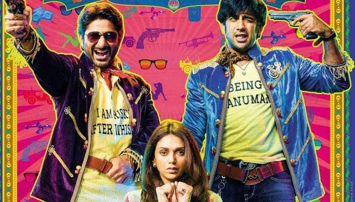 Special screening of 'Guddu Rangeela' for 'Jolly LLB' team