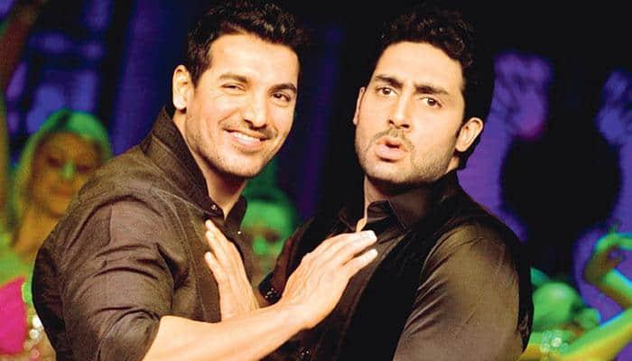 Abhishek Bachchan, John Abraham begin 'Hera Pheri 3' shoot