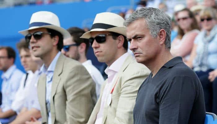 Jose Mourinho cried at Andy Murray`s Wimbledon triumph