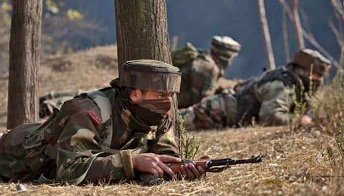 Pakistan fires at Indian positions on international border, BSF retaliates