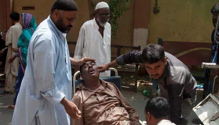'Pakistan heatwave deaths close to 700'