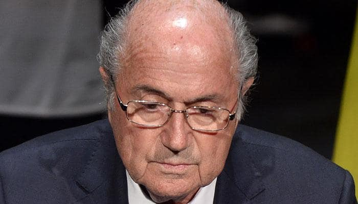 Sepp Blatter to attend World Cup draw in Russia on July 25