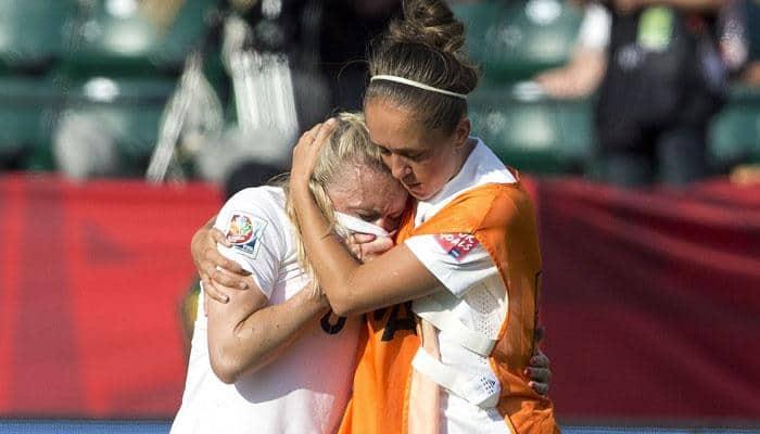 England `heartbroken` after Women`s World Cup defeat