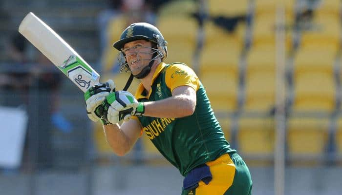 Bangladesh can only pray for AB de Villiers's dismissal