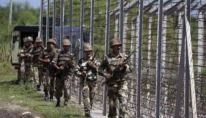 Pakistan violates ceasefire along International Border in Jammu, 1 BSF trooper killed