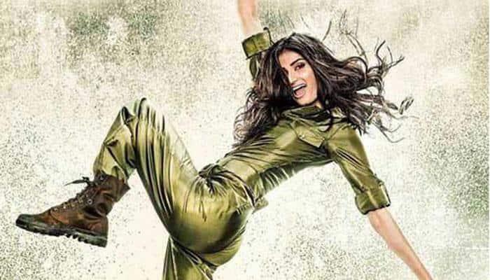 First look: Athiya Shetty in 'Hero'!
