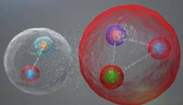 CERN's Large Hadron Collider discovers new class of particle called 'pentaquarks'
