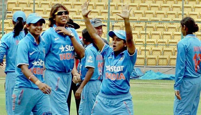 Indian eves register consolation win over NZ in final T20