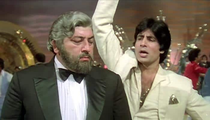 I shared an unspoken bond with Amjad Khan: Amitabh Bachchan