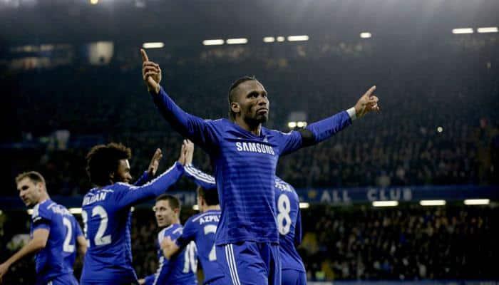 Jose Mourinho backs Didier Drogba MLS switch