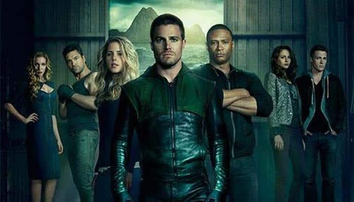 Green Lantern won't feature on 'Arrow'