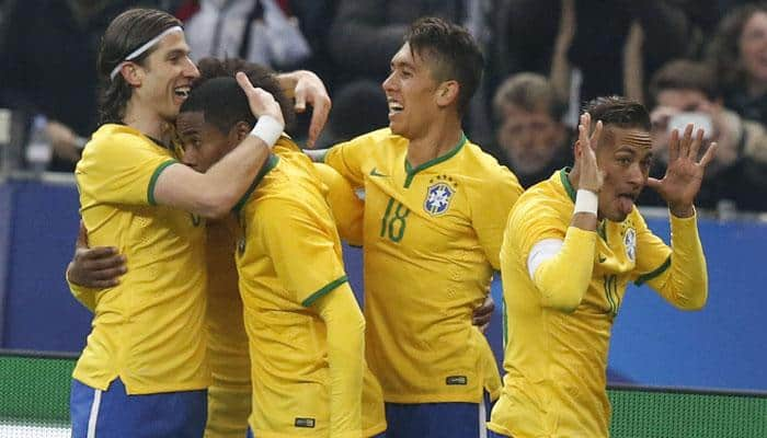 US national team to host mighty Brazil