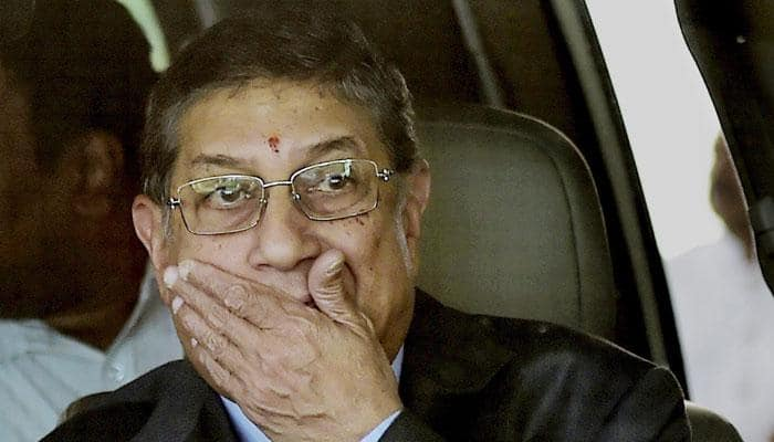 Are calls for N Srinivasan's resignations justified?
