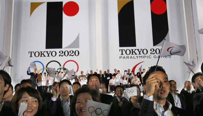 Organizers reveal emblems for 2020 Tokyo Olympics, Paralympic Games