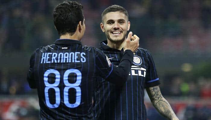 Hot-shot Icardi says Europe is Inter`s goal