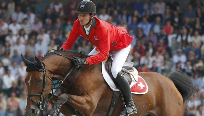 Olympic champion Steve Guerdat has ban lifted