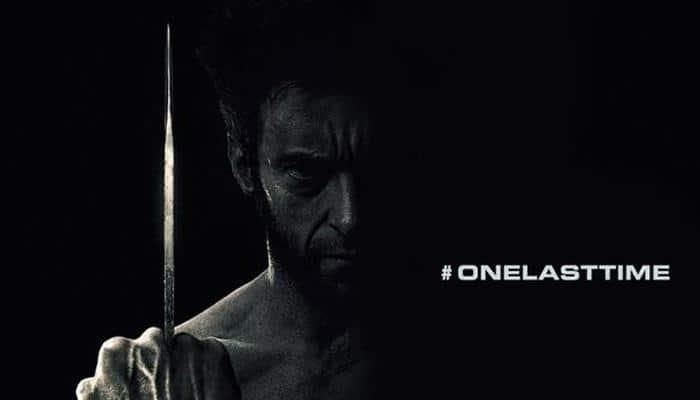 Hugh Jackman shares 'Wolverine' poster on Twitter