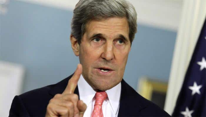 John Kerry warns of consequences if nuclear deal with Iran fails