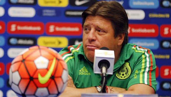 Mexico fire coach Miguel Herrera after alleged punching incident