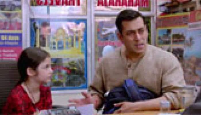 Salman Khan's `Bajrangi Bhaijaan` becomes third highest grosser!