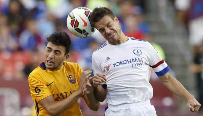 Chelsea, Barca sore but ready to defend crowns