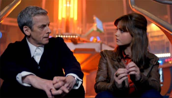 'Doctor Who' to have a big screen event in September