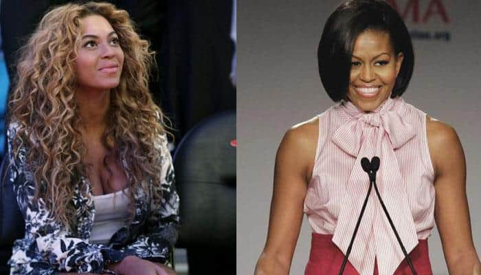 I want to be Beyonce: Michelle Obama