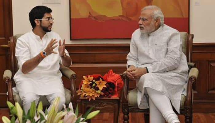 Aaditya Thackeray seeks PM Modi's support to take `Digital India` to Maharashtra schools