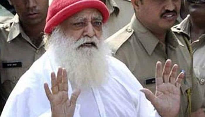 Asaram rape case trial to be held in prison premises in Rajasthan