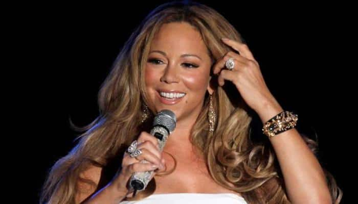 Mariah Carey lands a star on Hollywood Walk of Fame