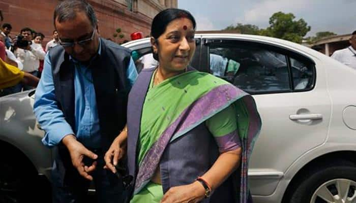 India working to bring back Gita from Pakistan, locate her family: Sushma Swaraj