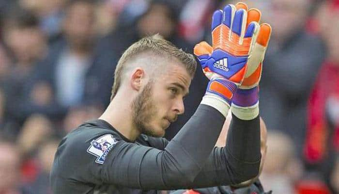 David de Gea situation sees Manchester United in spot of bother
