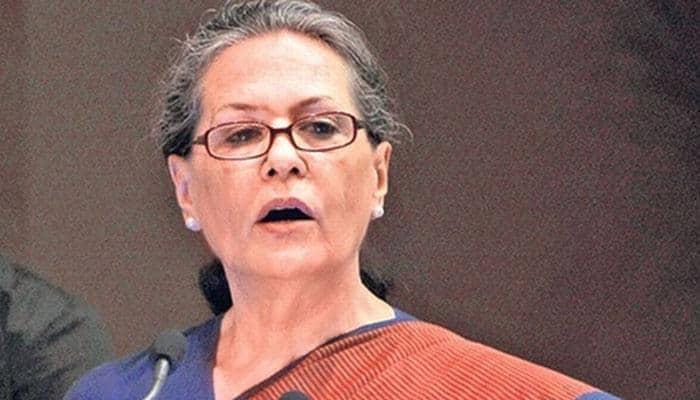 Congress will continue to demand Sushma Swaraj's resignation: Sonia Gandhi