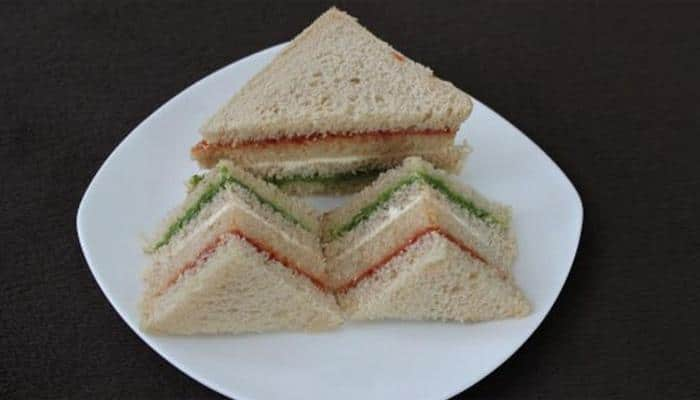 Independence Day special recipe: Tricolour sandwiches