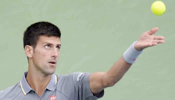 Novak Djokovic cruises to 50th win of season