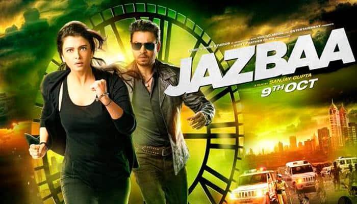Check out: Aishwarya-Irrfan's new 'Jazbaa' poster!