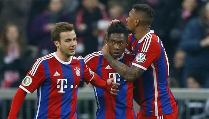 Bayern eye cup revenge at Wolfsburg