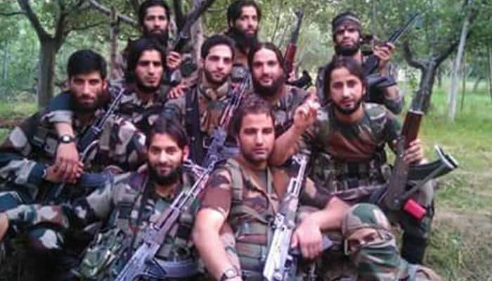 Hizb commander's new tool to recruit young Kashmiris - gadgets, weapons, social media