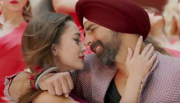 Watch: 'Gabru jawan' Akshay Kumar, red-hot Amy Jackson in 'Singh Is Bliing' trailer!